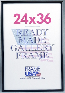 Deluxe Poster Frame - Black